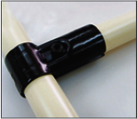 Metal Joints Trolley & Storage Rack System