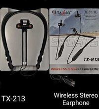 TX-213 (WIRELESS STEREO EARPHONES)