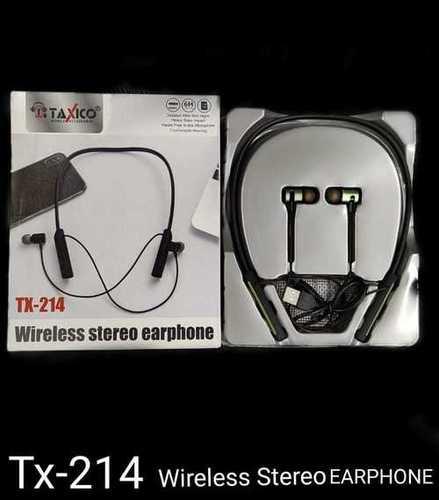 TX-214 WIRELESS STEREO EARPHONE