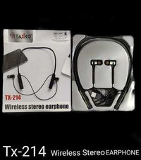 TX-214 WIRELESS STEREO EARPHONE