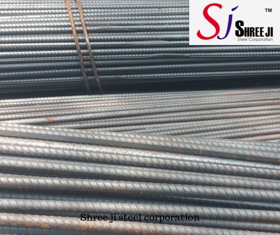 TMT Reinforcement Steel Bar