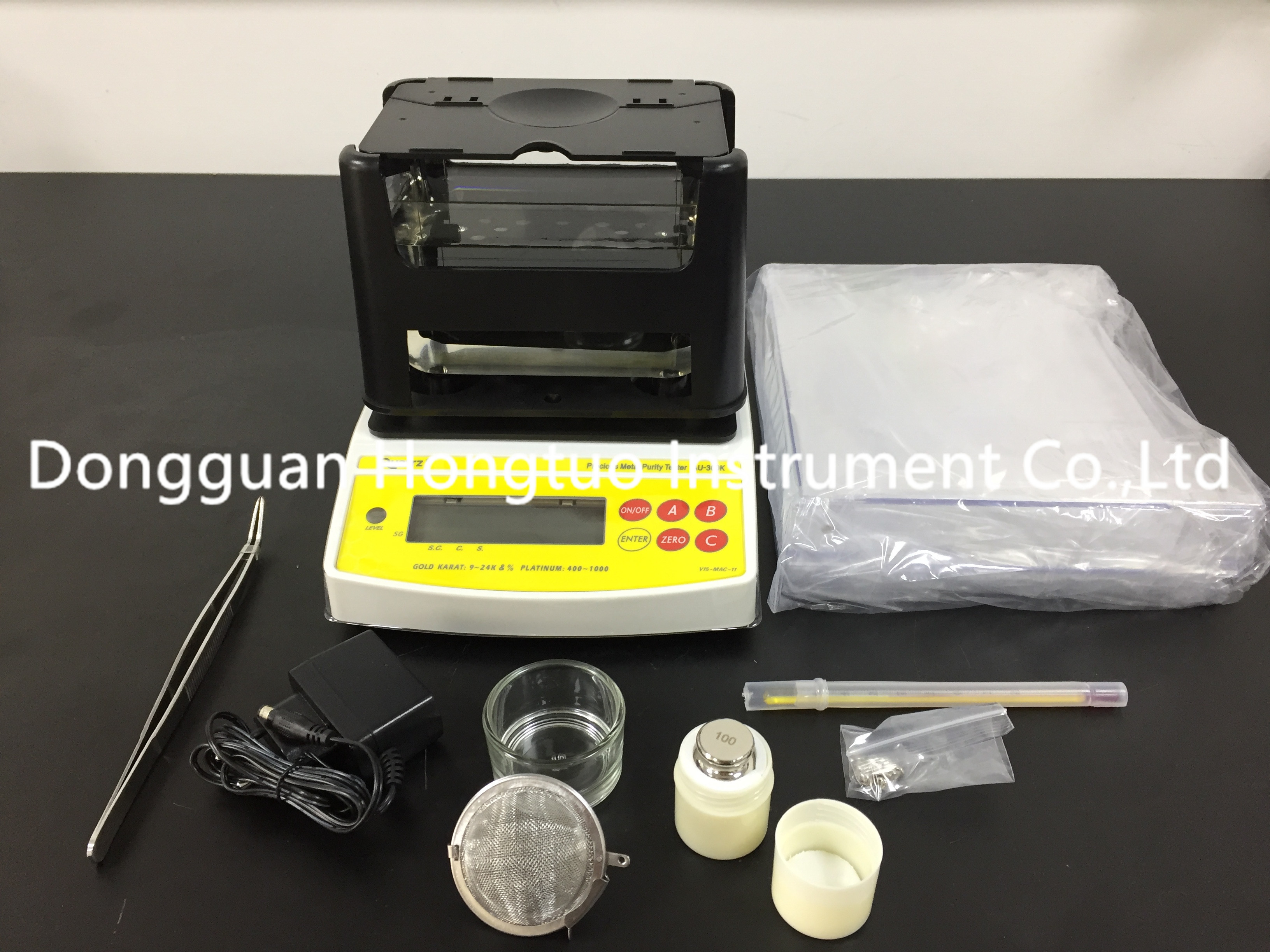 AU-600K Gold Testing Equipment
