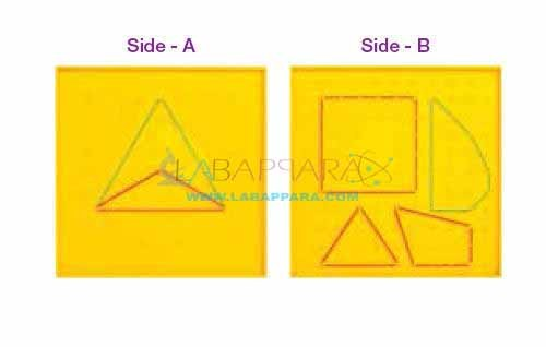 Geoboard Double Sided