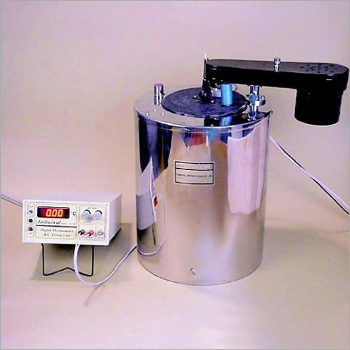 Manual Digital Bomb Calorimeter