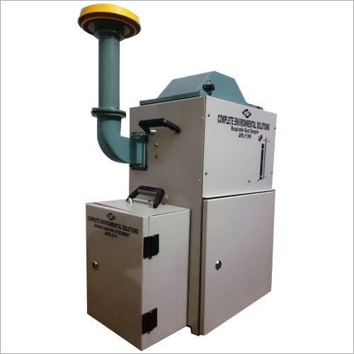 Respirable Dust Sampler PM 10