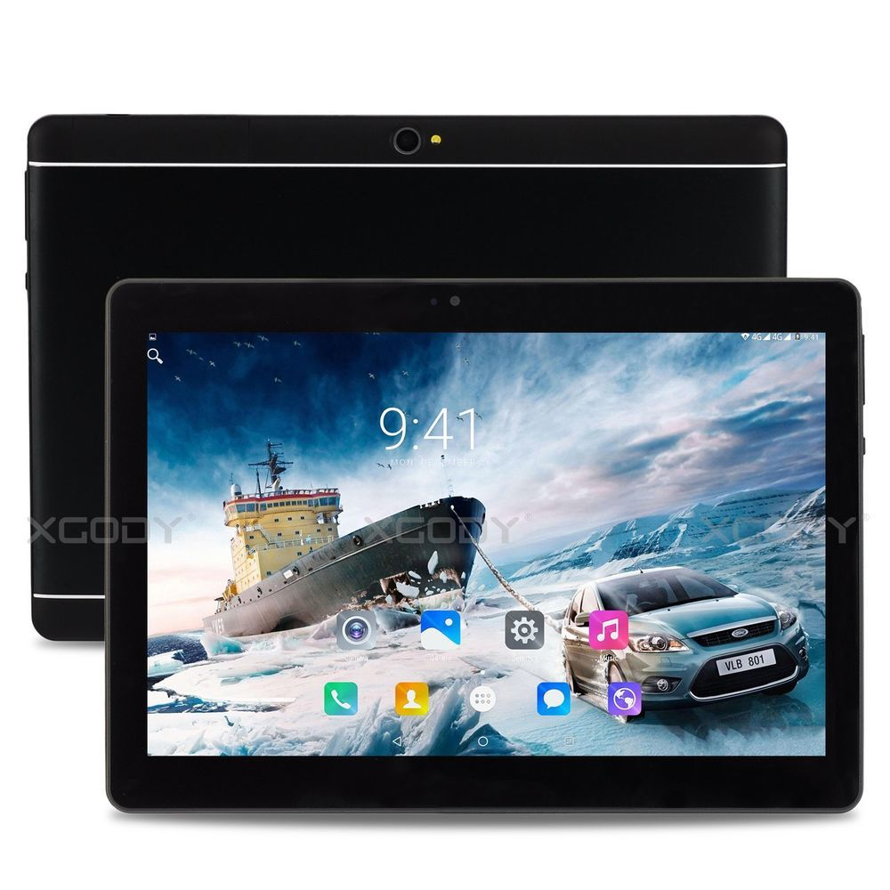 10 Inch Capsule 4G Volte Calling Tablet