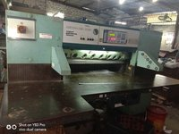 Programmable Paper Cutting Machine Program