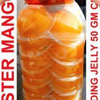 Mango Jelly Cups
