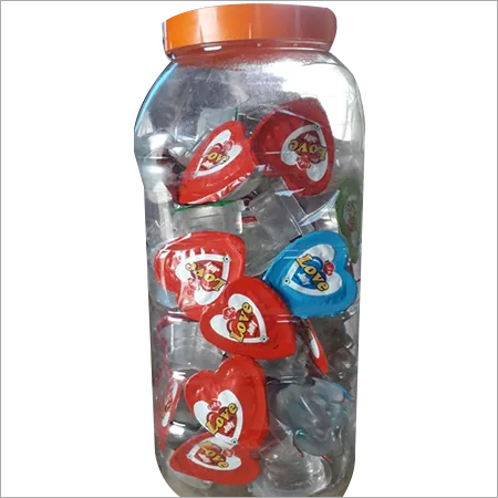 LOVE JELLY 10 GM X 100 PCS X 15 JAR MRP RS.1/- PER PCS