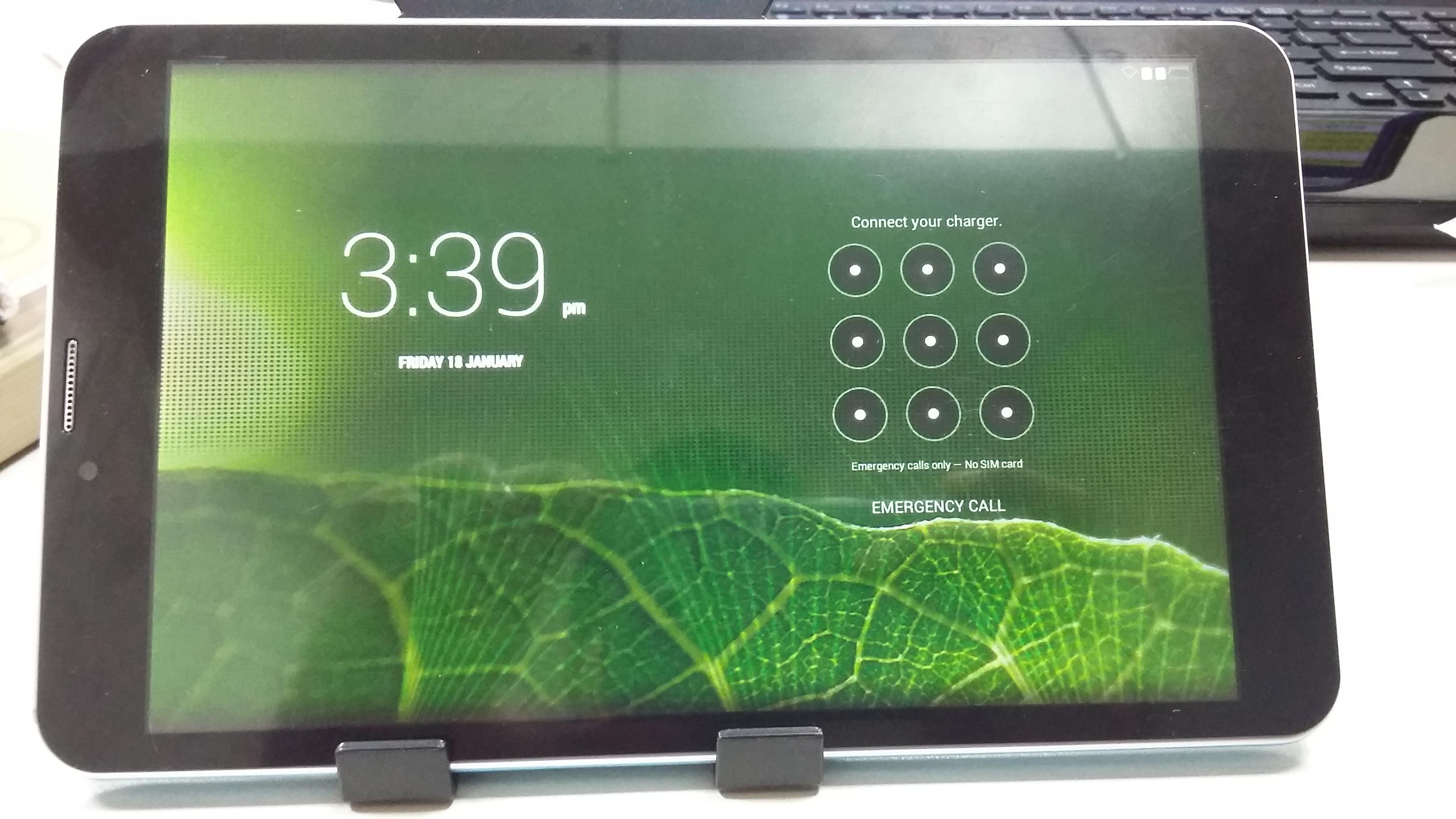 8 Inch 3G Tablet