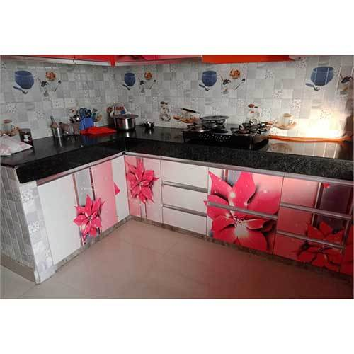 Modular Stylish Kitchen Designing Services