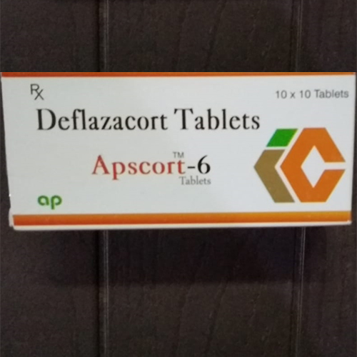 Apscort 6 Tablets