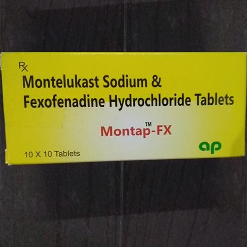 Montap-FX Tablets
