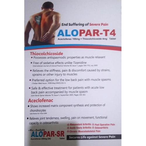 Alopar T4 Tablet
