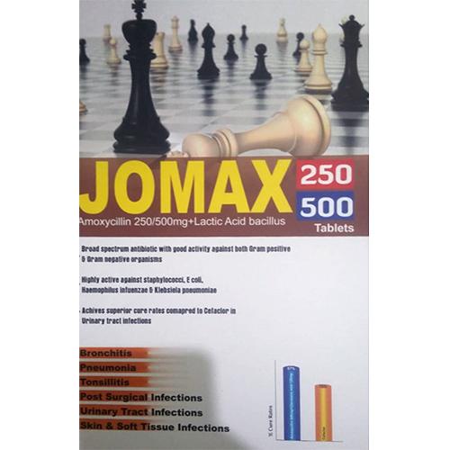 Jomax-250,500 Tablet