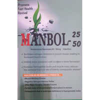 Manbol-25,50mg Tablet