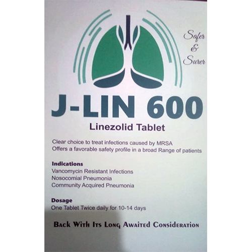 J-Lin 600 Tablet