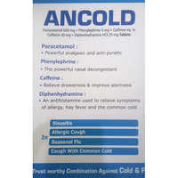 Ancold Tablets