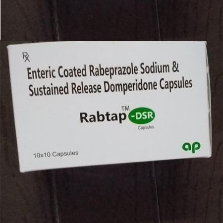 Rabtap-DSR Capsules