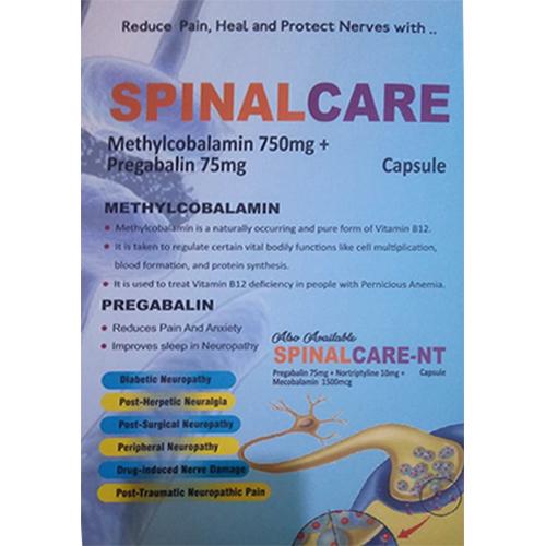 SpinalCare Capsule