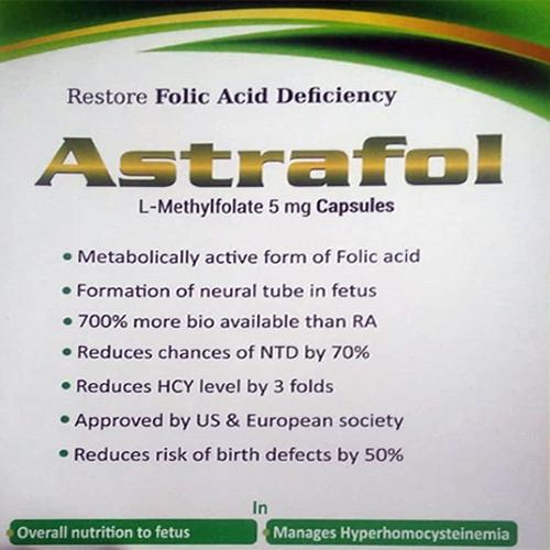 Astrafol Capsules