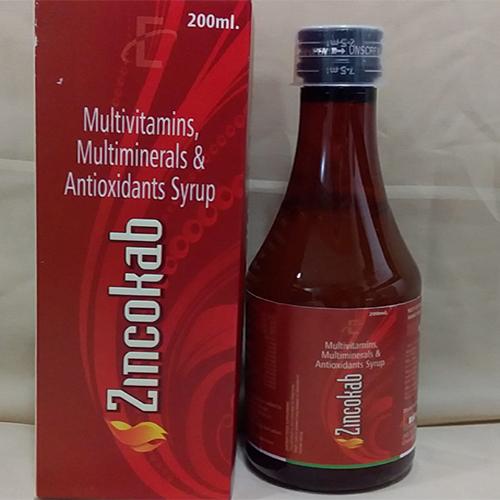Zincokab Syrup