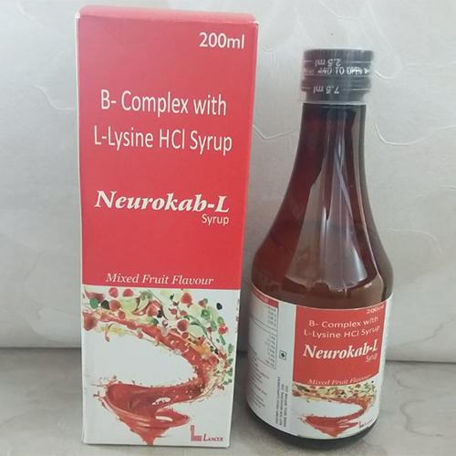 Neurokab-L Syrup