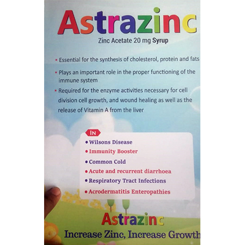 Astrazinc Syrup
