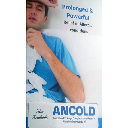 Ancold Syrup