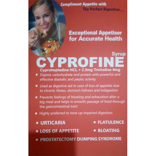 Cyprofine Syrup