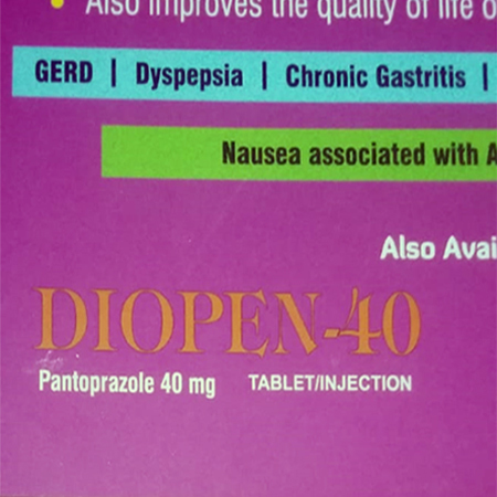 Diopen-40 Tablet-Injection