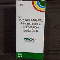 Esoon-P Eye-Ear Drops