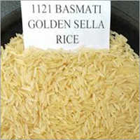 1121 Basmati Golden Sella Rice
