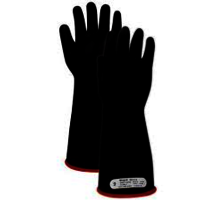 Class 3 Electrical Insulated Rubber Hand Glove