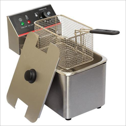 4 Ltr Electric Deep Fryer