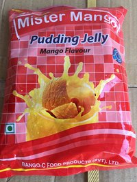 Mango Pudding Jelly Packets