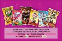Caramel Flavoured Lollipop