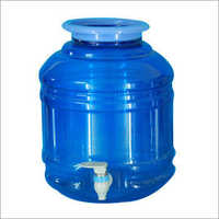 Transparent Plastic Water Dispenser Jar