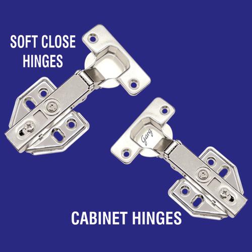 Soft Close Cabinet Hinges