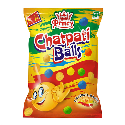 Chatpati Snacks Balls