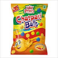 Chatpati Snacks Balls