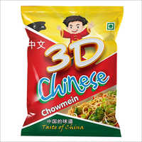 3D Tasty Chinese Chowmein