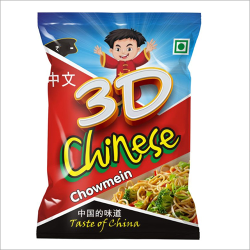 3D Chinese Chowmein