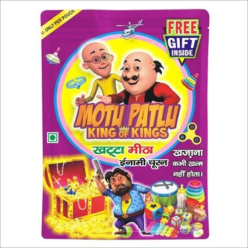 Motu Patlu Khatta Meetha Churan Powder