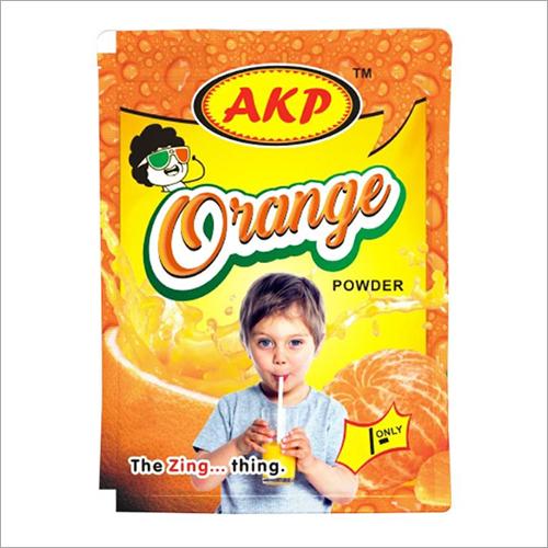 Orange Flavoured Powder