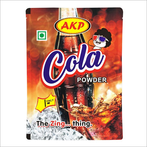 Cola Flavoured Powder