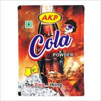 Cola Flavoured Powder