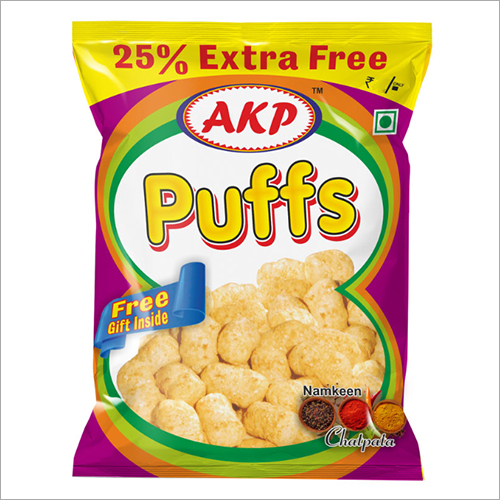 Chatpata Puffs