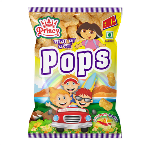 Puffed Snacks