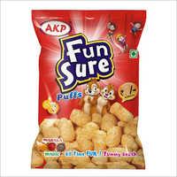 Crispy Yummy Puffs